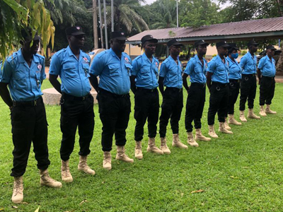 Uniforms For Security Personnels